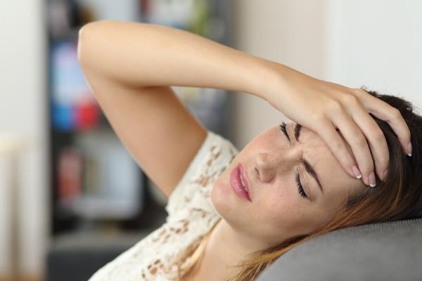 Hausmittel gegen Kopfschmerzen und Migräne