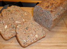 Brot backen ohne Vorkenntnisse mit diesem Brot Rezept