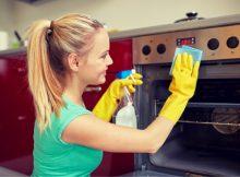 Umweltfreundlich und ökologisch natürlich Putzen mit alten Hausmitteln