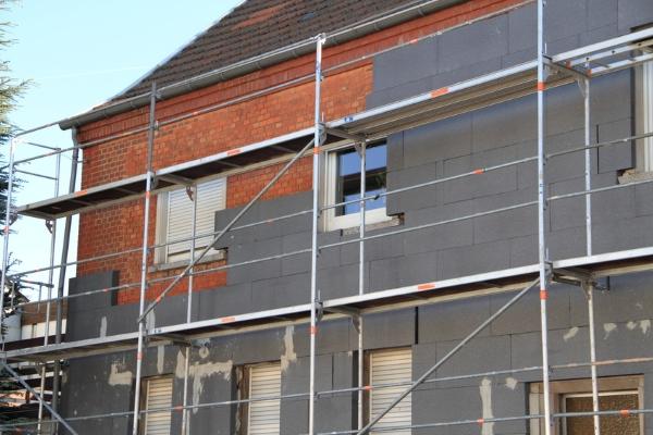 Schadstoff HBCD in Fassadendämmung
