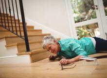 Unfälle von Senioren: Unfall im Haushalt am häufigsten