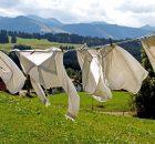Wäsche waschen ist jetzt nicht sonderlich schwer - oder doch? Es gibt so einige typische Fehler. Sie zu vermeiden schönt die Wäsche, die Umwelt und den Geldbeutel.