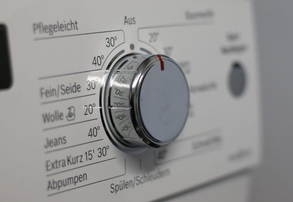 Umwelt und Klima schonen beim Wäschewaschen
