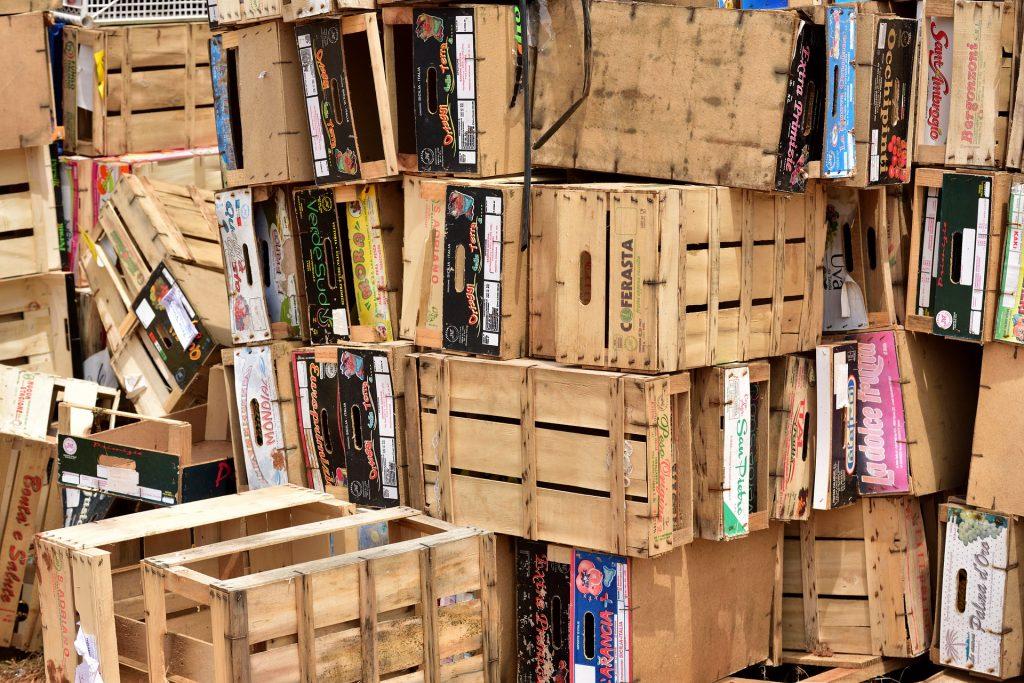 Umweltschutz, Klimaschutz und Verpackungsmüllmüll