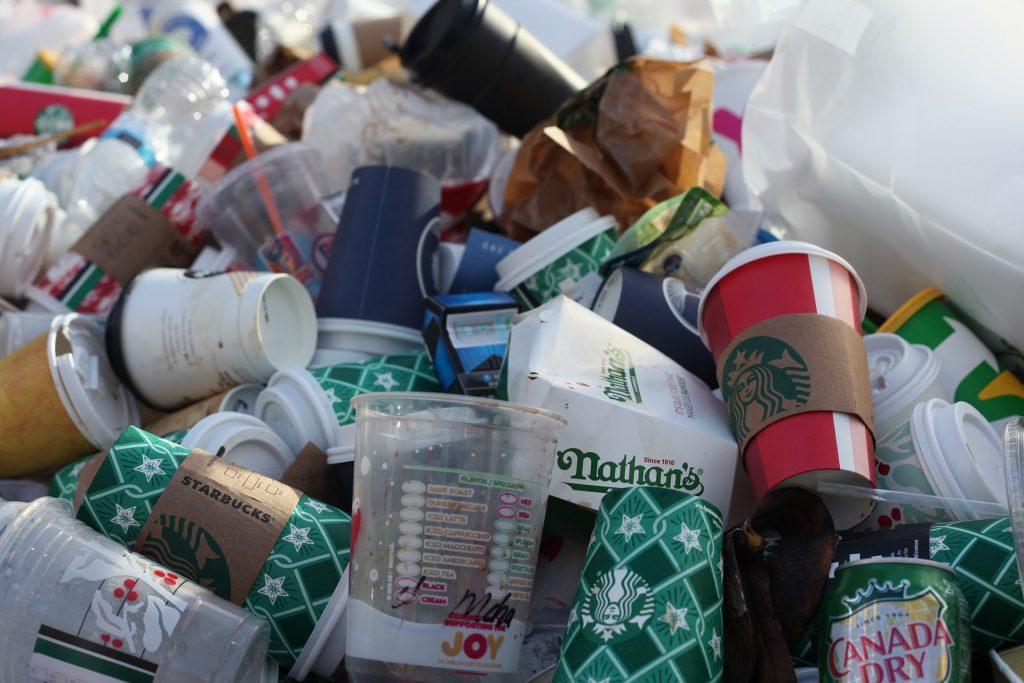 Umweltschutz, Klimaschutz und Verpackungsmüll