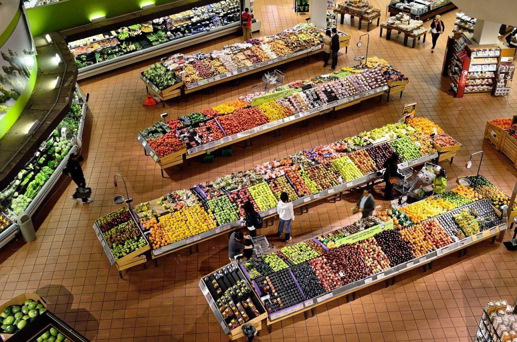 Die Versorgung der Menschen mit Lebensmitteln Urban Farming macht es möglich