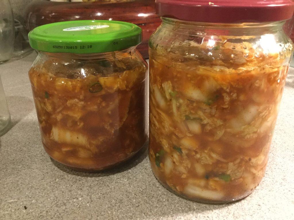 Kimchi selber machen Anleitung