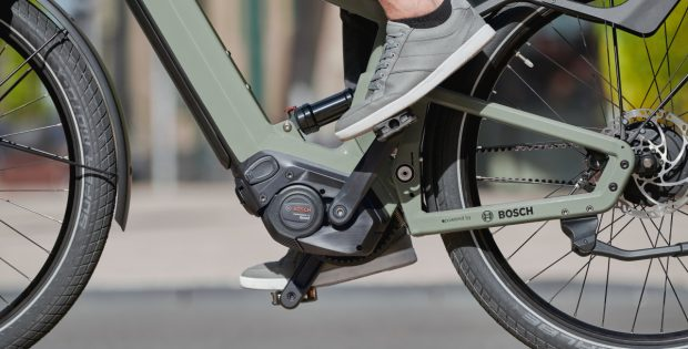 E-Bikes sind einfach im Trend. Sie stehen für urbane, umweltfreundliche Mobilität und verbessern nicht nur bei jüngeren wie älteren Menschen die Fitness. Hier sieht man ein Herzstück, der Motor, von einem der führenden Herstellern, Bosch. Foto: Bosch