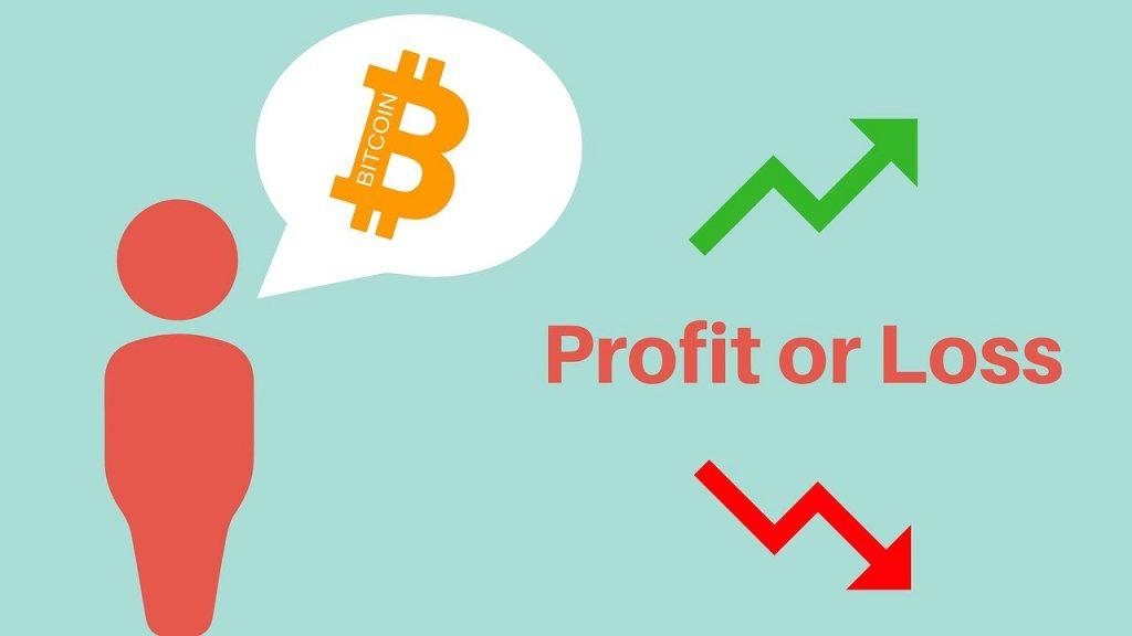 In Kryptowährung wie Bitcoin investieren und Risiko